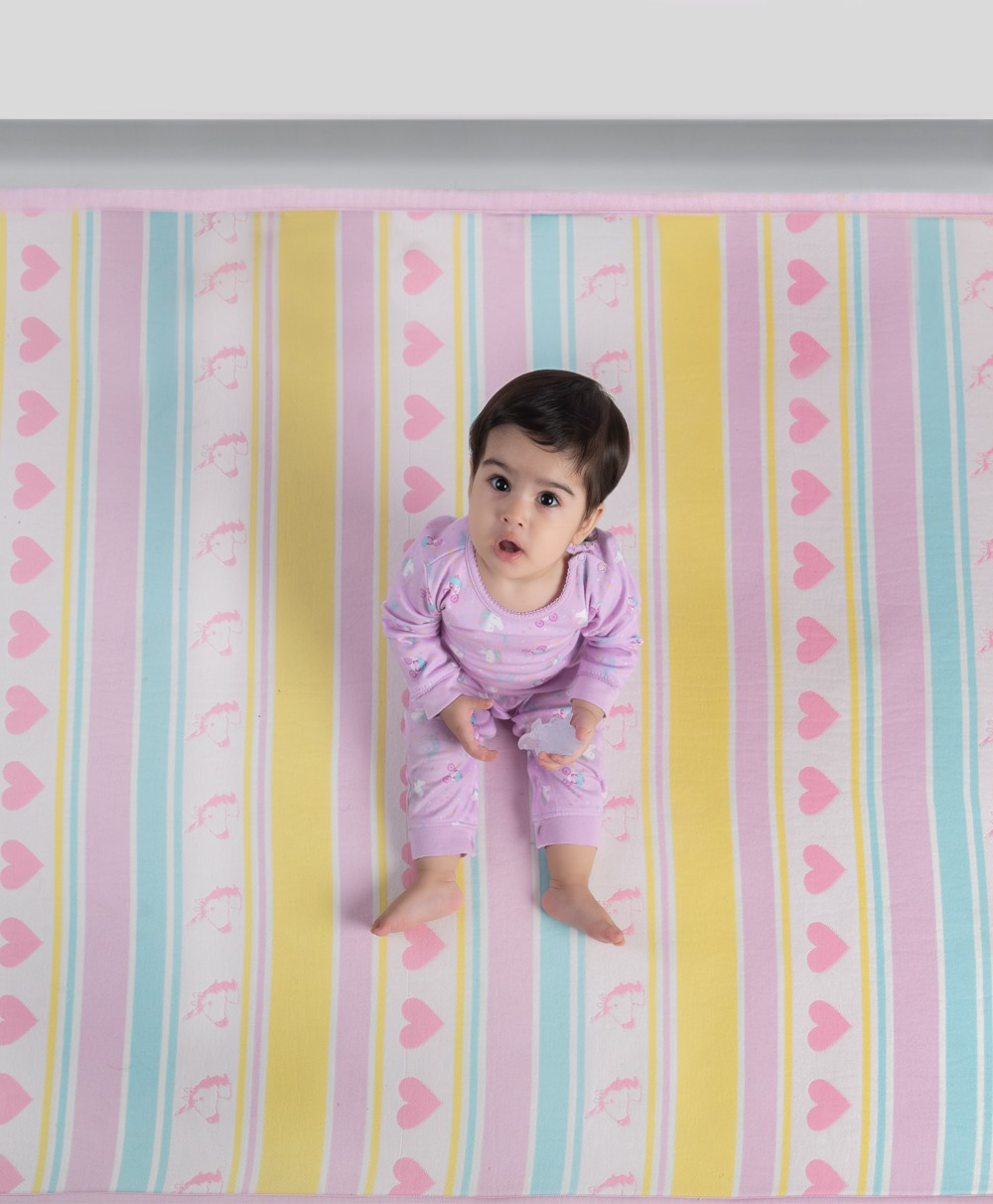 Merry Woven Play Rug
