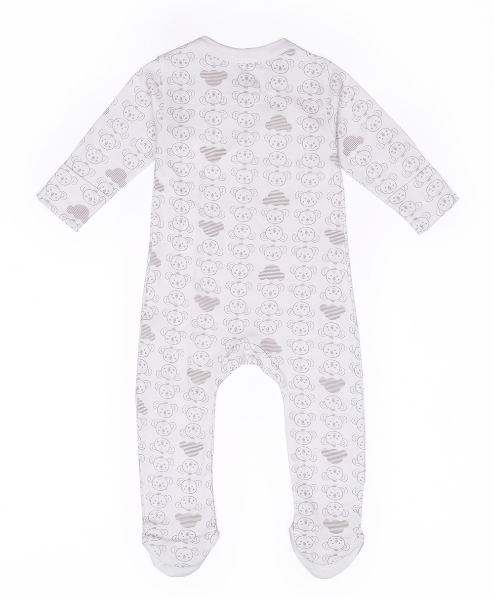 Comfy Knitted Sleep Suit - Koala (Pack of 3)