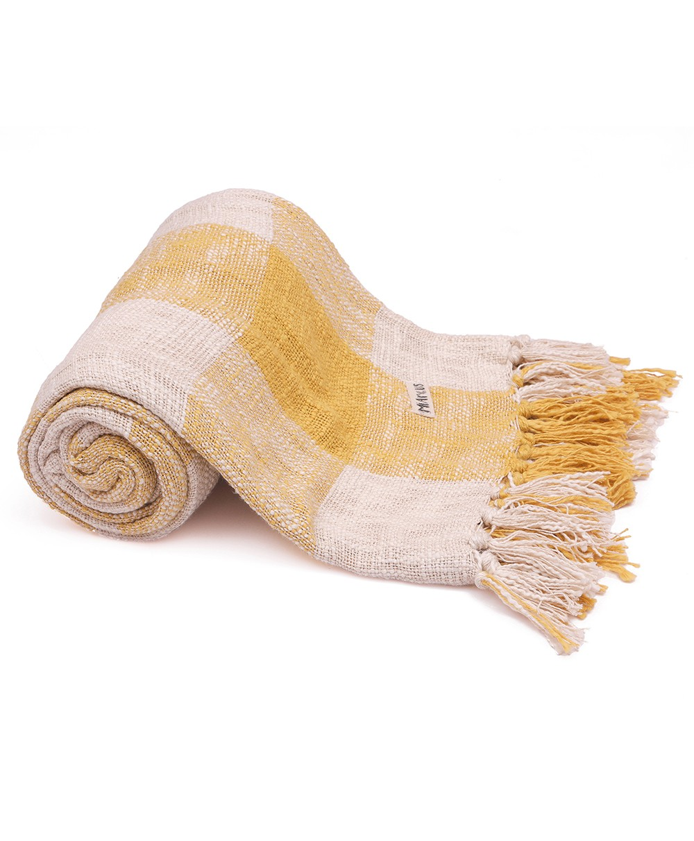 Cuddle Softy Knitted Throw