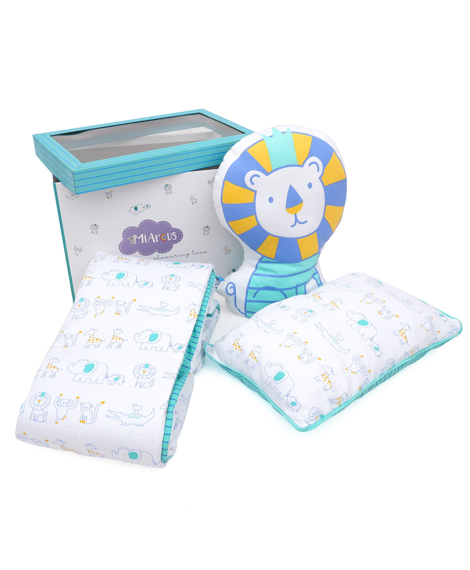 Beeby Knitted Duvet Set