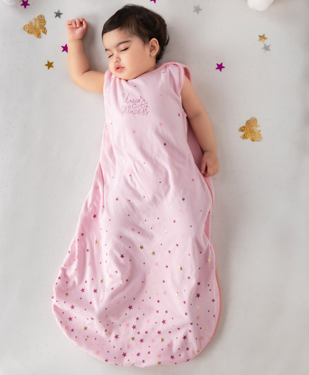 Dreamy Knitted Sleeping Bag