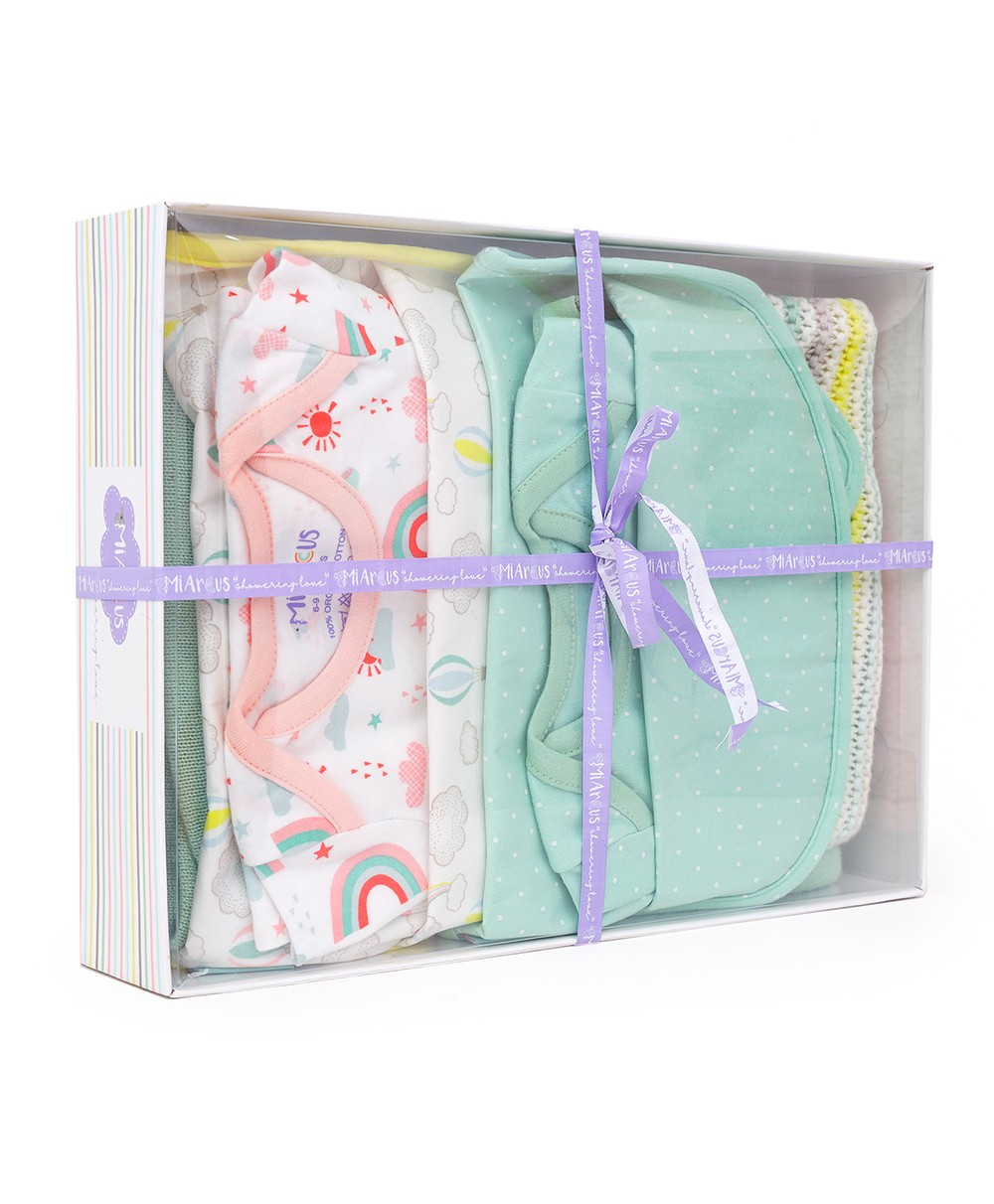 Pearl Knitted Gift Set - Arcus