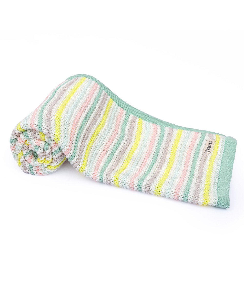 Pearl Knitted Blanket - Arcus