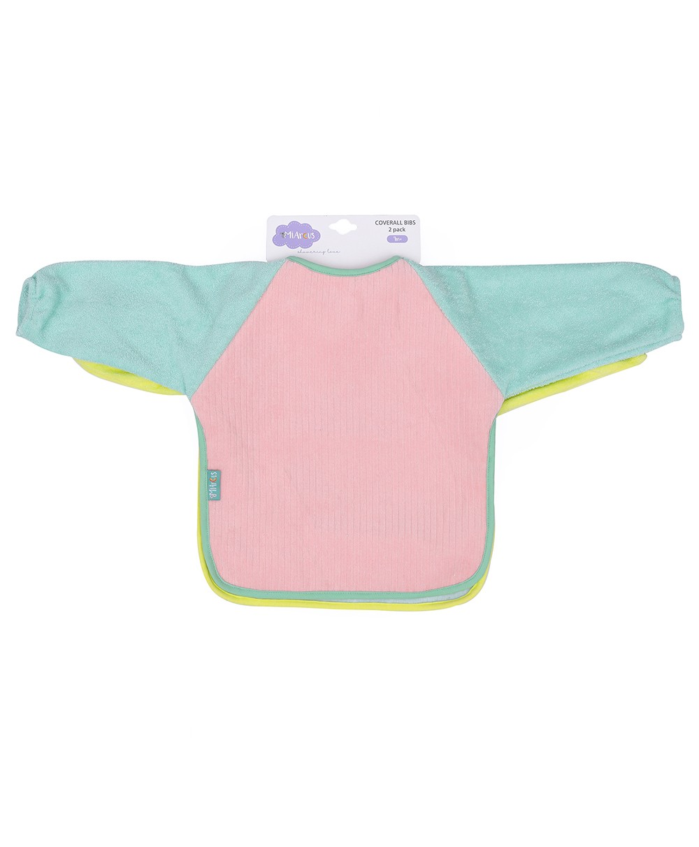 Coverall Knitted Bib - Arcus