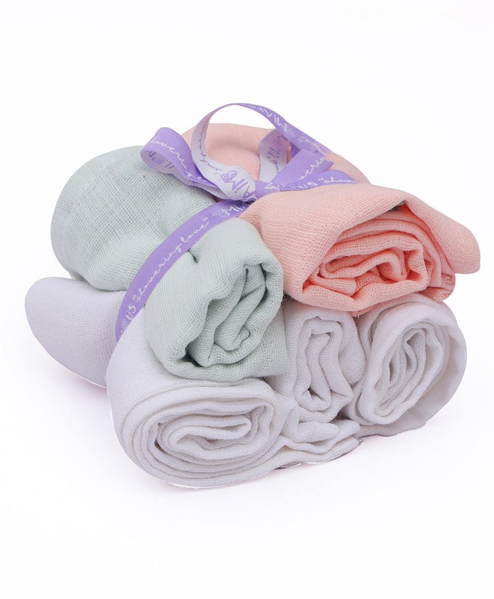 Care Muslin Squares - Arcus (Pack of 5)