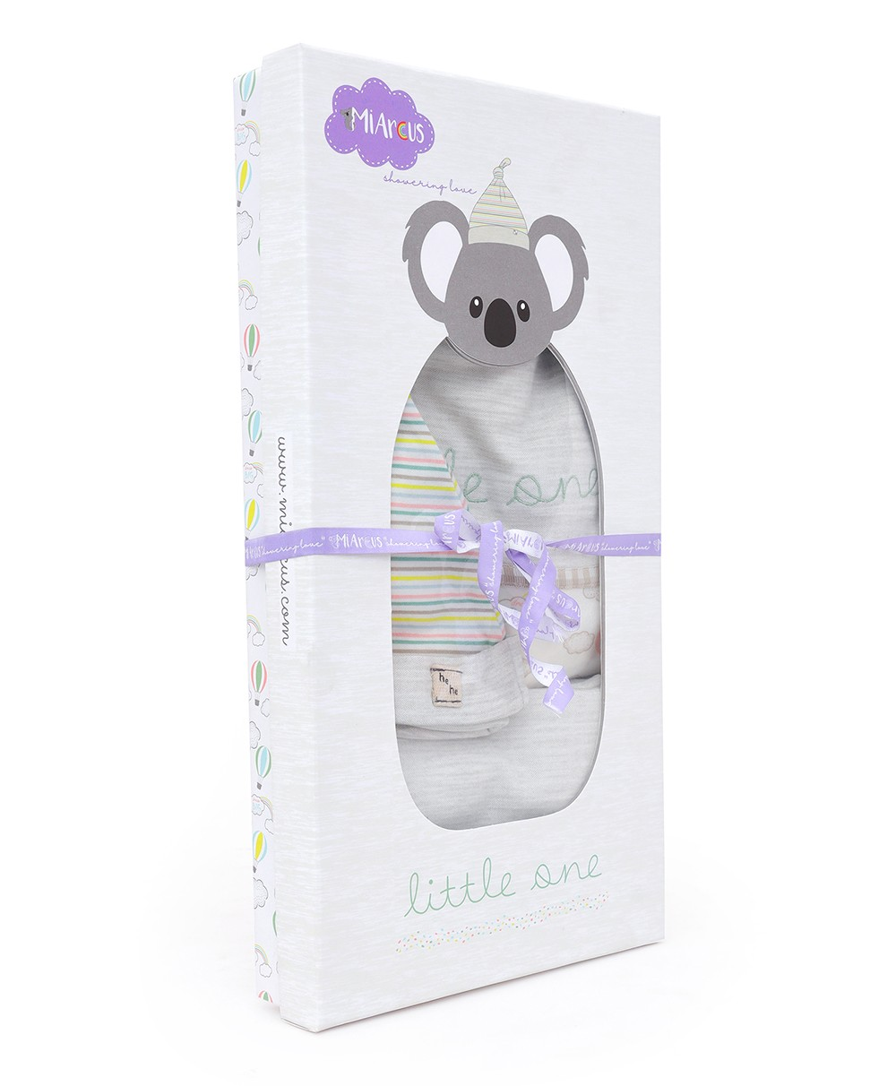 Beeby Knitted Gift Set - Arcus