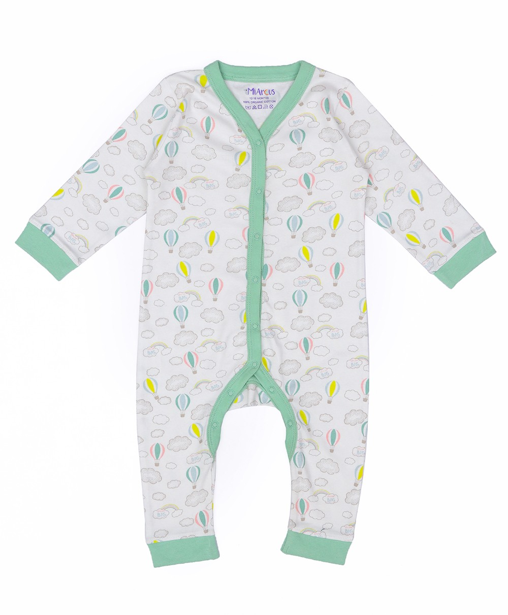 Comfy Knitted Sleep Suit - Arcus (Pack of 2)