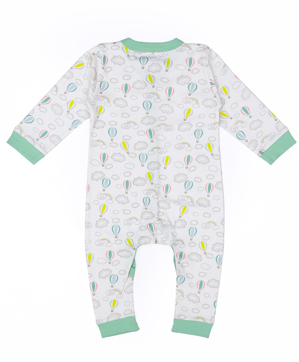 Comfy Knitted Sleep Suit - Arcus (Pack of 3)