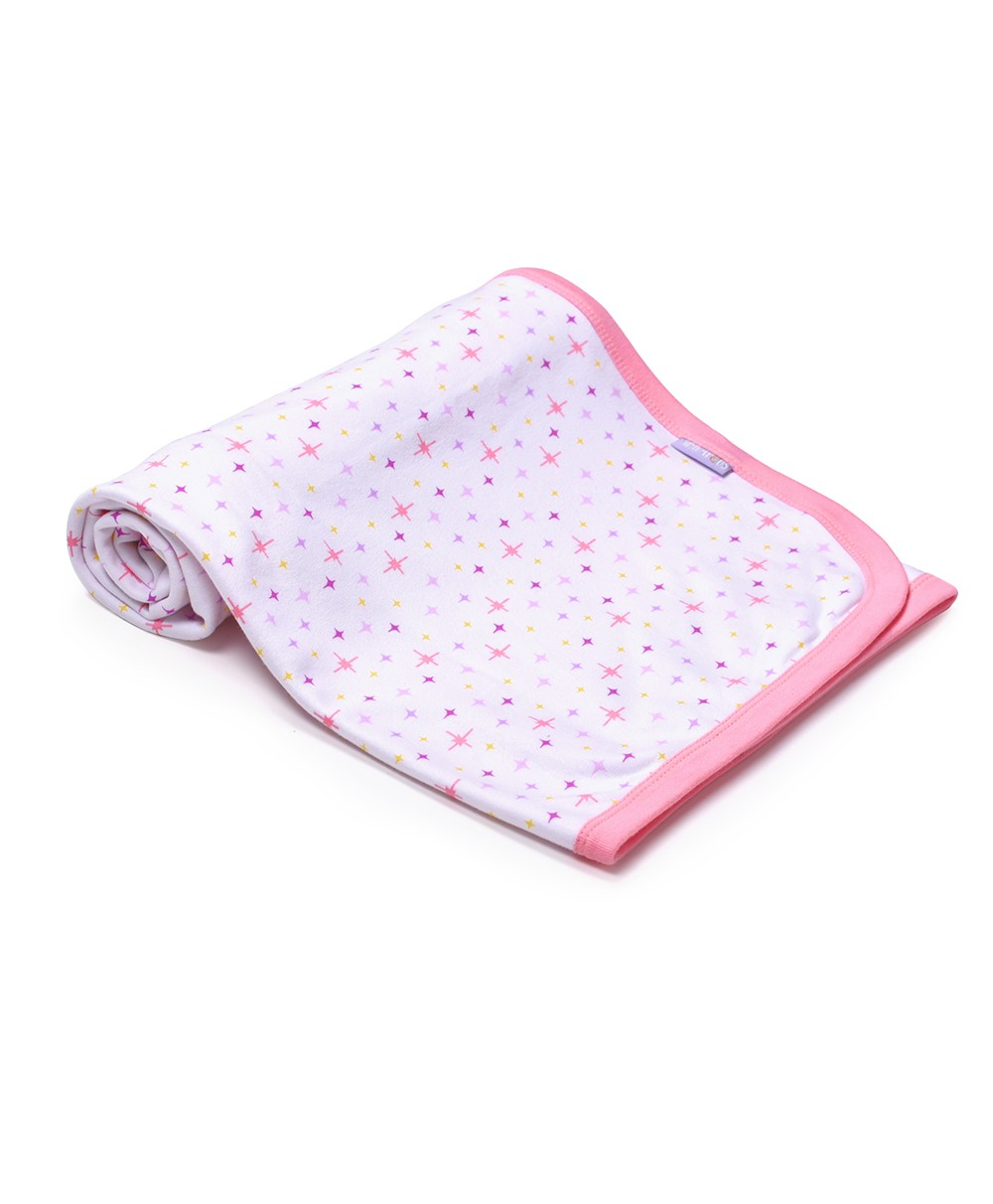Coming Home Knitted Blanket- Unicorn