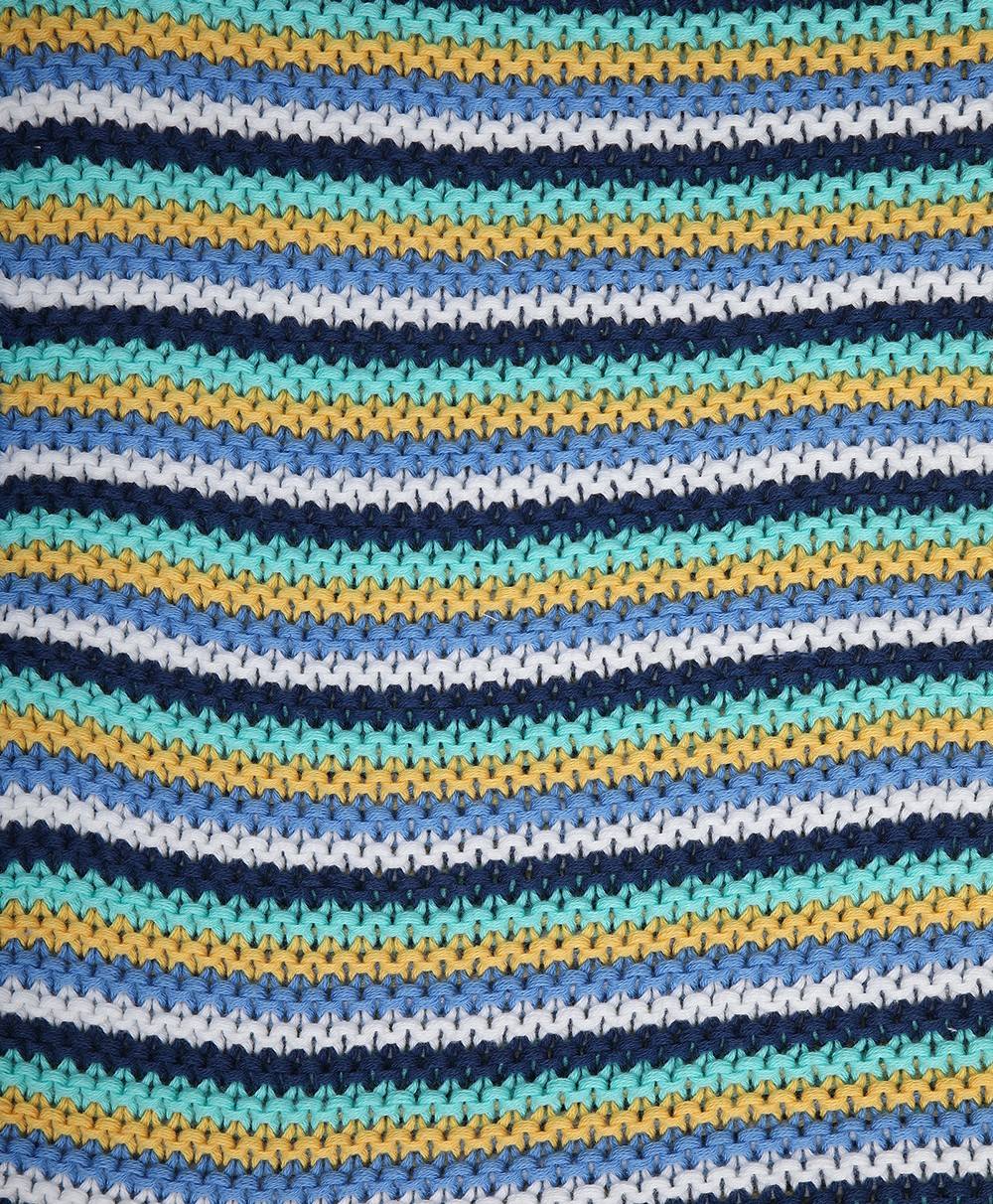 Pearl Knitted Blanket