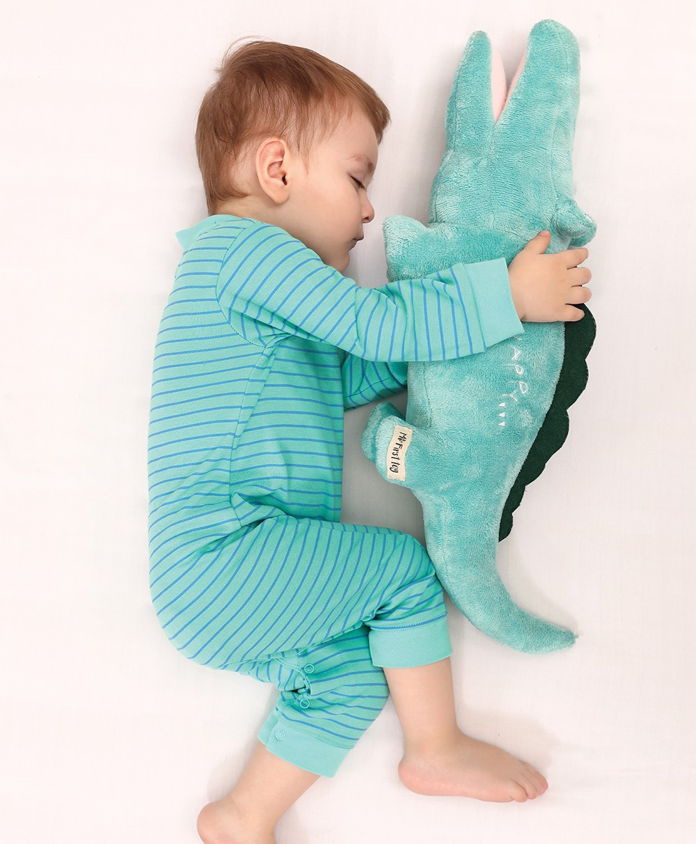 Snappy Knitted Soft Toy