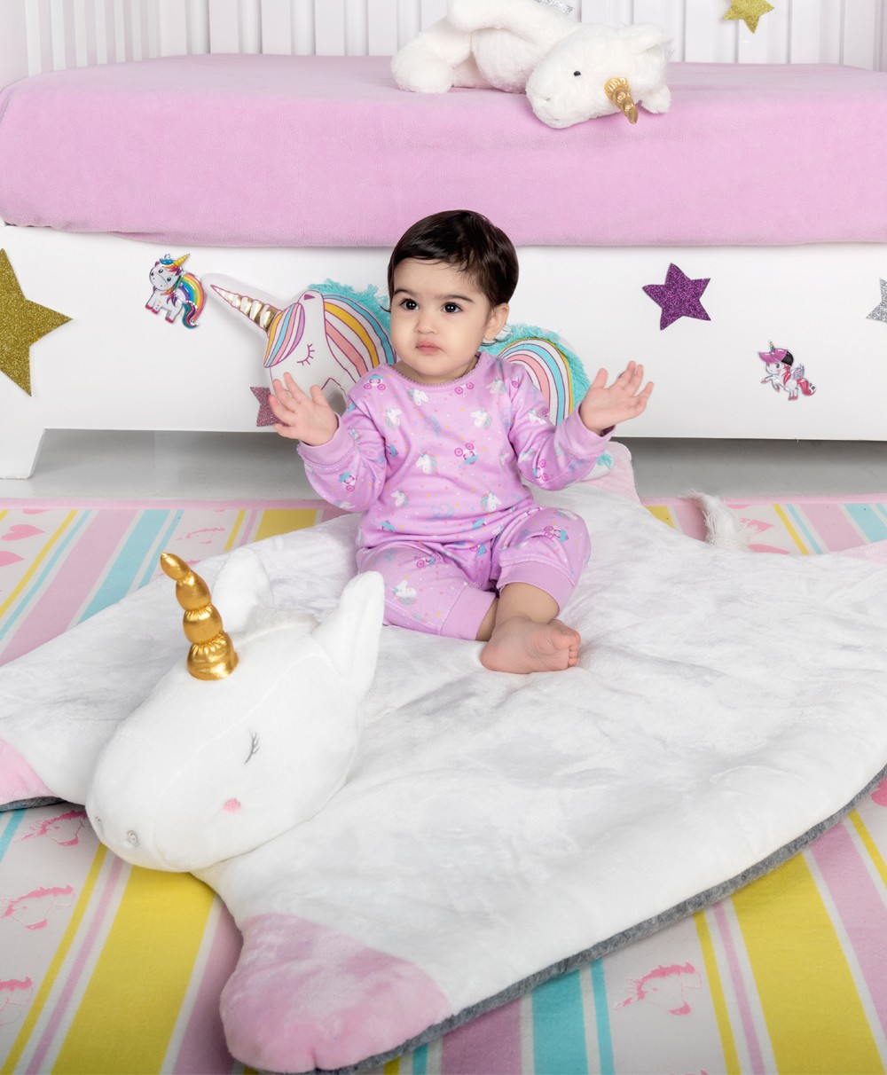 Magical Knitted Play Mat
